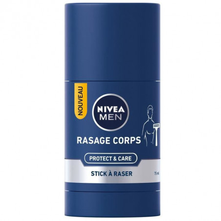 Nivea - Stick de Rasage PROTECT & CARE Body Shaving 75ml