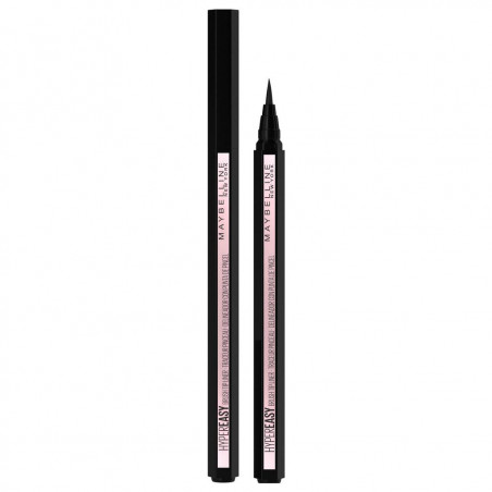 Maybelline New York - Eyeliner Liquide Hyper Easy - 800 Knockout Black