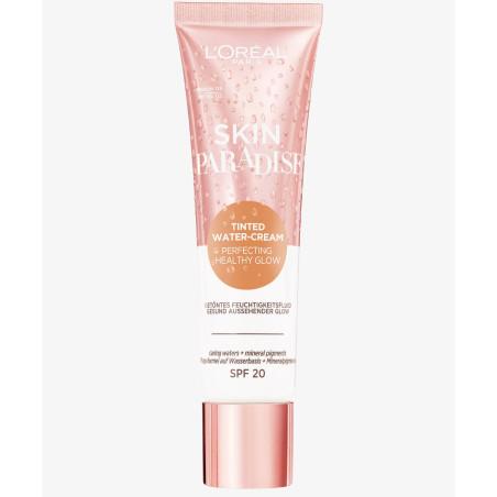 L'Oréal Paris - Crème Hydratante Teintée SKIN PARADISE 30ml - 03 Medium