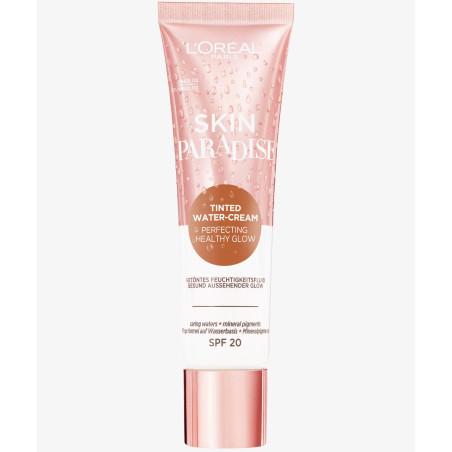 L'Oréal Paris - Crème Hydratante Teintée SKIN PARADISE 30ml - 02 Deep