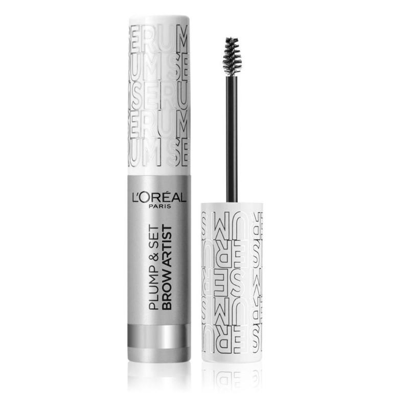 L'Oréal Paris - Mascara Perfecteur Sourcils Etoffés BROW ARTIST - 000 Transparent