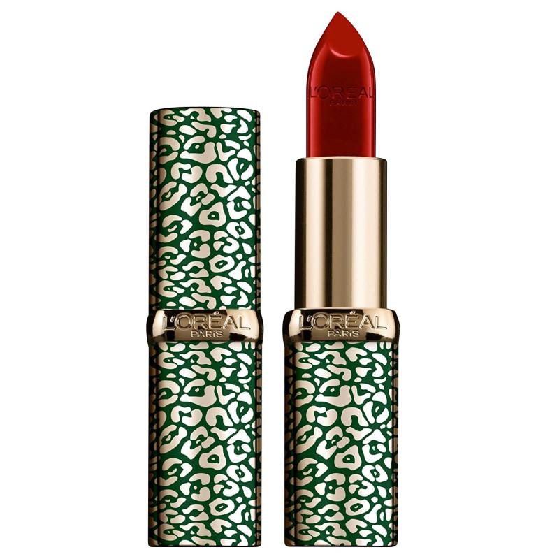 L'Oréal Paris - Rouge à lèvres COLOR RICHE - 392 Tanzania Rubis