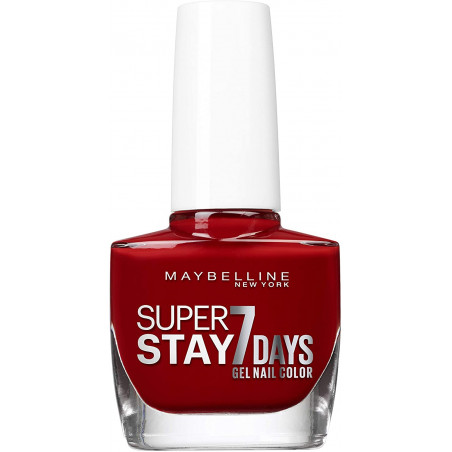 Maybelline New York - Vernis SUPERSTAY - 06 Rouge Profond