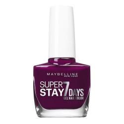 Maybelline New York - Vernis SUPERSTAY - 270 Ever Burgundy