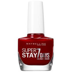 Maybelline New York - Vernis SUPERSTAY - 501 Cherry Sin