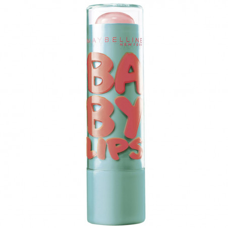 Maybelline New York - Baume à lèvres Baby Lips - Peach Punch