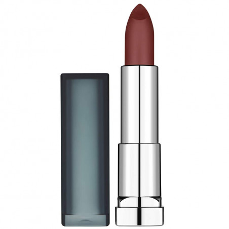 Maybelline New York - Rouge à lèvres MAT COLOR SENSATIONAL CREAMY MATTES - 975 Divine Wine