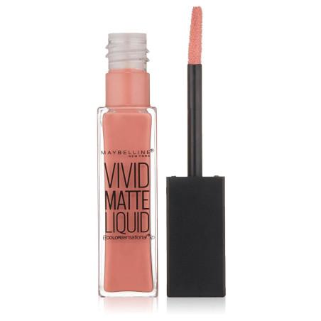 Maybelline New York - Rouge à lèvres VIVID MATTE LIQUID - 05 Nude Flush