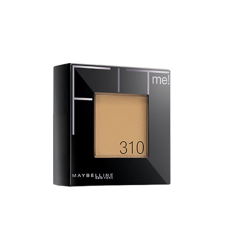 Maybelline New York - Poudre compacte FIT ME !