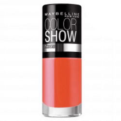 GEMEY MAYBELLINE - Vernis COLORSHOW NEONS - 187 Sweet Clementine