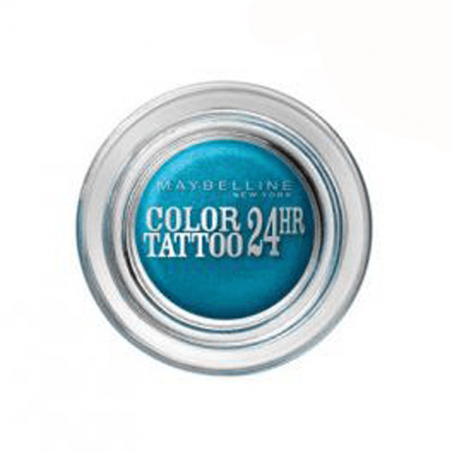GEMEY MAYBELLINE - Color Tattoo 24 H - 20 Turquoise Forever