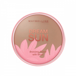Maybelline New York - Poudre de soleil / Blush DREAM SUN - Terre Indienne