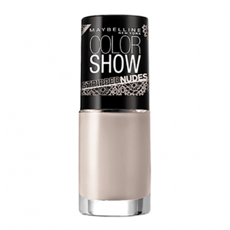 GEMEY MAYBELLINE - Vernis COLORSHOW NUDE - 226 Take it off