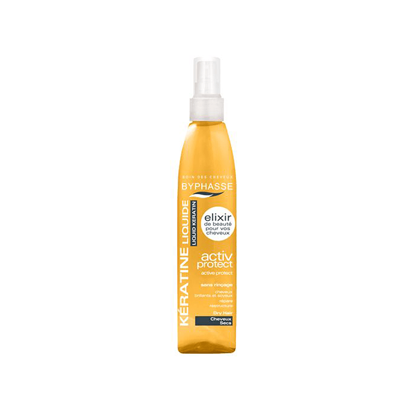 BYPHASSE - Kératine Liquide ACTIV PROTECT