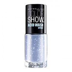 Maybelline New York - Vernis COLORSHOW ACID WASH - 245 Lilas Rebel