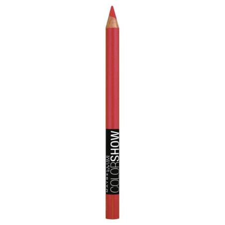 GEMEY MAYBELLINE - Crayon COLORSHOW - 330 Coralista