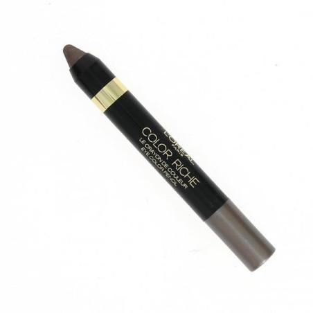 L'ORÉAL - Le crayon de couleur COLOR RICHE - 03 Smoky Taupe