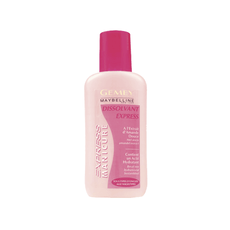 Maybelline New York - Dissolvant EXPRESS MANICURE