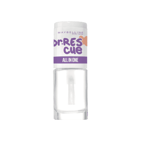 Base Top Coat et soin ALL IN ONE DR RESCUE