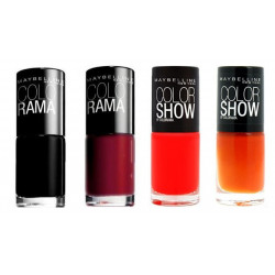 Coffret 4 vernis COLORAMA - Manhattan Party