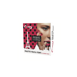 COSMOD - Palette Yeux & Teint PARIS