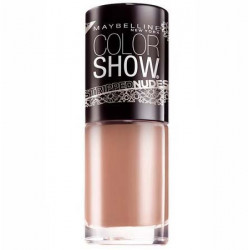 GEMEY MAYBELLINE - Vernis COLORSHOW NUDE - 227