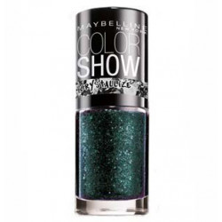 GEMEY MAYBELLINE - Vernis COLORSHOW CRYSTALLIZE - 234 Green Depth