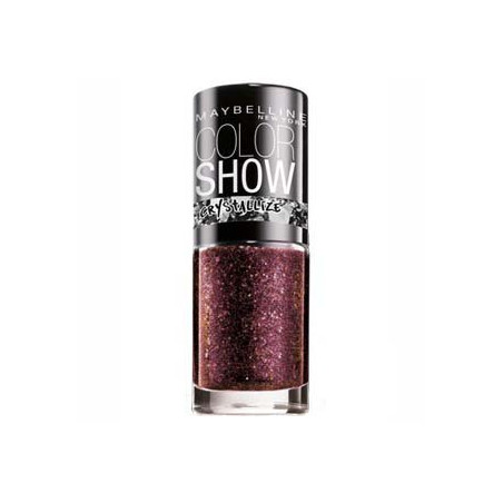 GEMEY MAYBELLINE - Vernis COLORSHOW CRYSTALLIZE - 235 Red Excess