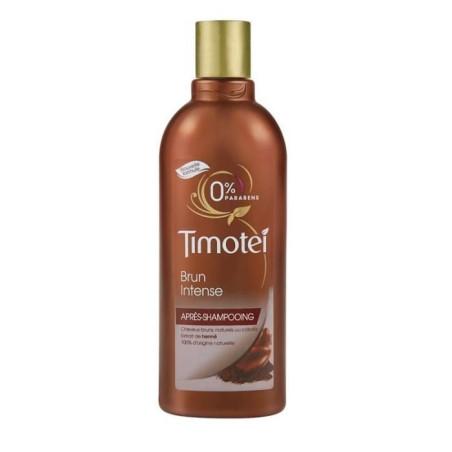 TIMOTEI - Après-Shampoing - Brun Intense