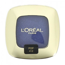 L'ORÉAL - L'ombre Pure COLOR RICHE - 412 Rock The Blue