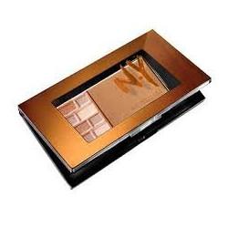 GEMEY MAYBELLINE - Palette Bronzante 2 en 1 NY Bricks Bronzer