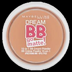 BB Crème Compacte 10 en 1 DREAM BB GO MATTE