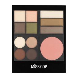 MISS COP - Palette de Maquillage Nude