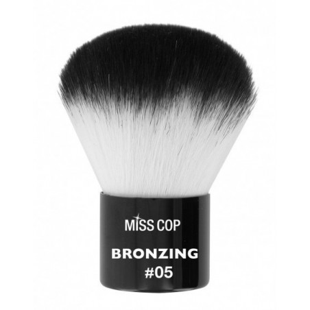 MISS COP - Pinceau N°5 BRONZING KABUKI
