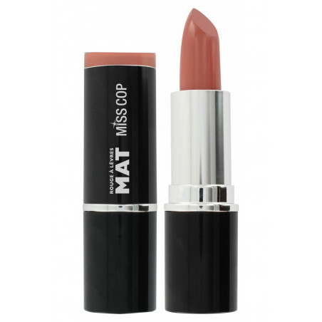 Miss Cop - Rouge à lèvres MAT - 01 Nude