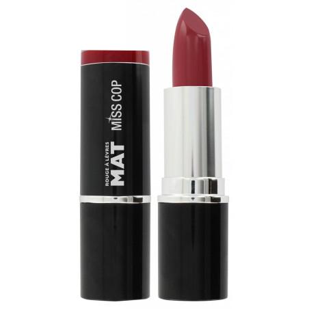 Miss Cop - Rouge à lèvres MAT - 03 Plum