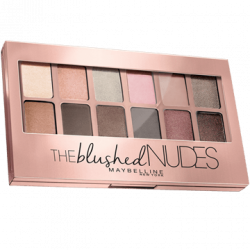 GEMEY MAYBELLINE - Palette THE BLUSHED NUDES
