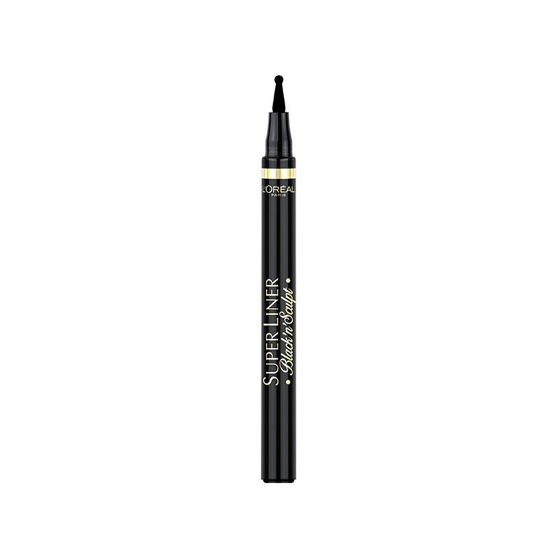 L'ORÉAL - Super Liner BLACK'N SCULPT - Noir