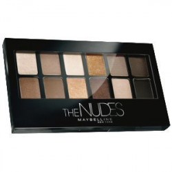 GEMEY MAYBELLINE - Palette THE NUDES