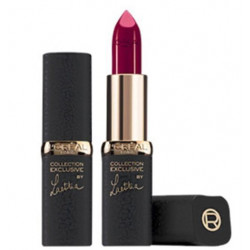 Rouge à lèvres COLOR RICHE Collection privée Rouge By Leïla