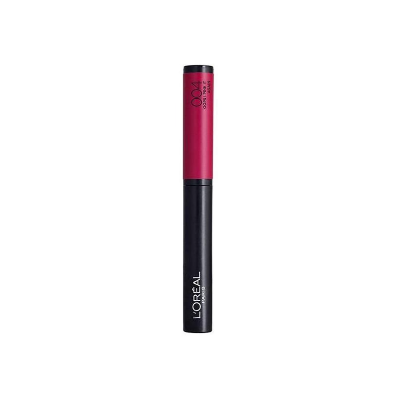 Fard à Lèvres INFAILLIBLE MATTE MAX - 004 Oops! I Pink It Again