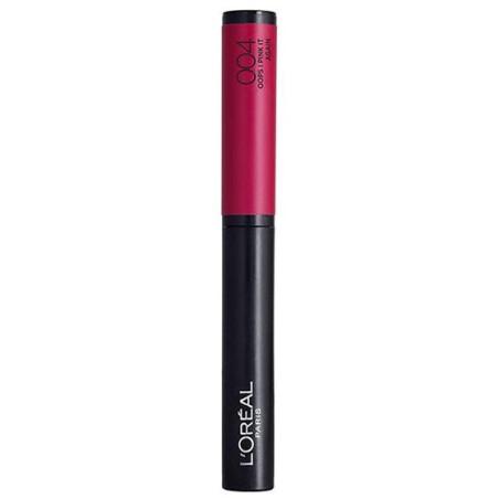 L'ORÉAL - Fard à Lèvres INFAILLIBLE MATTE MAX - 004 Oops! I Pink It Again