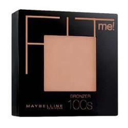 GEMEY MAYBELLINE - Poudre de Soleil FIT ME! - 100s - Bronzer