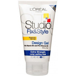 Gel L'OREAL Studio Line - Fix & force - Strong