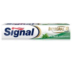 Dentifrice SIGNAL Intégral 8 - Fresh Naturals 100ml