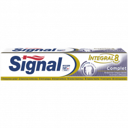 Dentifrice SIGNAL Intégral 8 - Complet 100ml