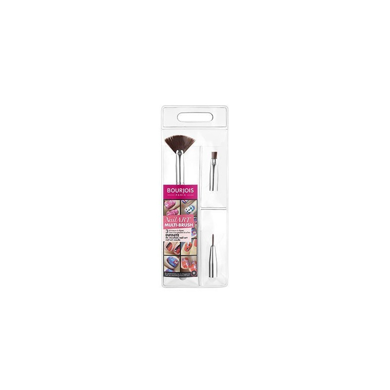 Kit Nail Art Multi Brush BOURJOIS