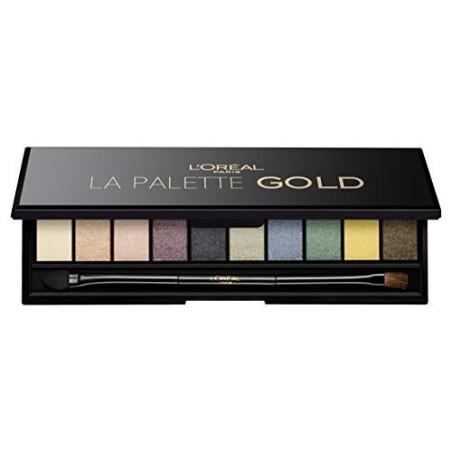 La Palette GOLD L'ORÉAL