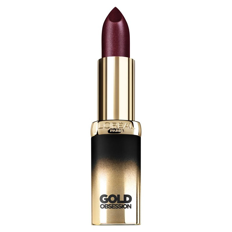 Rouge à Lèvres COLOR RICHE GOLD OBSESSION - Pure Gold