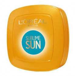 L'ORÉAL - Poudre Compacte Solaire Protectrice SUBLIME SUN 30 FPS